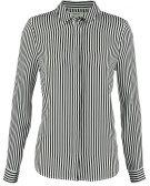 Camicia - white/black