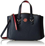 Tommy Hilfiger - TH CORE MEDIUM SATCHEL, Borsa con Maniglia Donna