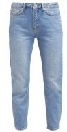 Wood Wood EVE Jeans a sigaretta classic blue vintage