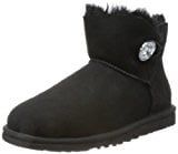 UGG Australia Mini Bailey Button Bling, Scarpe a Collo Alto Donna