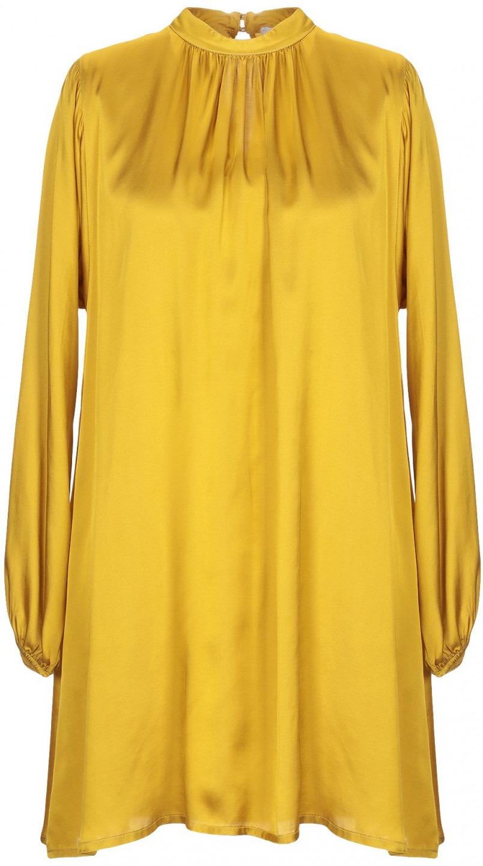 cheap for discount a20d2 86dff Vestiti a maniche lunghe gialli | Tendenze Donna Estate 2019 ...