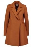 CLEAN - Cappotto corto - tobacco