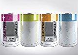 Calypso-Orologio Unisex al quarzo con Display analogico e cinturino in plastica, colore: bianco, K5671/2