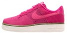 AIR FORCE 1 '07 - Sneakers basse - vivid pink/sail/dark loden/olive flak