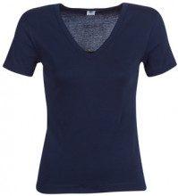 1cfbe2f027f1 T-shirt petit a maniche corte blu Petit Bateau