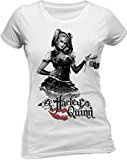 CID - Batman Arkham Knight - Harley Quinn, T-Shirt Donna