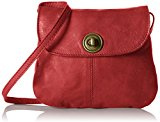 PIECES - TOTALLY ROYAL LEATHER PARTY BAG13, Borsa da Donna