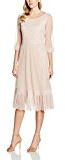Nougat London Petunia Lace Frill Dress, Abiti Regolari Donna