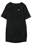 Nike-Fleece Dress Tech Mesh-Vestito da donna