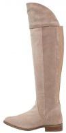 Stivali sopra il ginocchio - taupe
