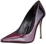 Another Pair of Shoes Pearle1, Scarpe con Tacco Donna, Rosso (Bordeaux34), 42 EU