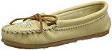 Minnetonka Deerskin Beaded Moc, Mocassini Donna