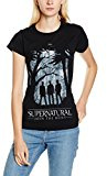 CID Supernatural-Group Outline W, T-Shirt Donna
