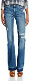 7 For All Mankind - Charlize Unrolled, Blu Donna