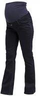 Jeans a zampa - darkwash