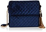 New LookQuilted Velvet Travolta - Borse a Tracolla donna