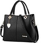 NICOLE&DORIS borsa nuovi singoli singola borsa delle donne all'ingrosso di modo delle donne Messenger Bag borsa donna(Black)