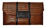 ZLYC-Fashion-Buste effetto pelle a grana grossa H-Design-Borsa a tracolla