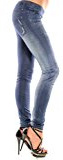 Leggings Look Jeans Balingi Destroyed BASX111