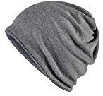 Cuffia Lunga Long Beanie Hat Reversible UNISEX Berretto Cap
