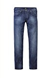 Lee - L719JDIN LUKE GREY SPARK, Jeans da uomo