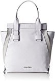 Calvin Klein Jeans Cathy Tote, Sacchetto Donna, Bianco (White 101), 15 X 30 X 29 cm (B x H x T)