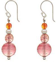 Amanti Venezia-Orecchini a goccia in perline di vetro di Murano