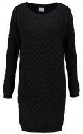 VMPOSH - Vestito di maglia - black