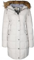 Cappotto invernale - champagner