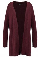 LISA - Cardigan - burgundy
