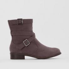 Boots cinturini incrociati