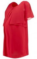 GEORGETTE - Vestito elegante - red