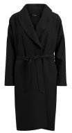 VIRESIN - Cappotto classico - black