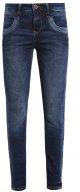 MARLEY - Jeans slim fit - dark blue denim