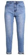 RIOT  - Jeans baggy - blue