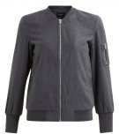 VICON - Giubbotto Bomber - medium grey melange