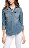 Esprit Stretch BL - Camicia Donna