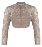 Young Couture by Barbara Schwarzer Blazer greige