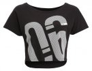 ONPBRIANNA  - T-shirt con stampa - black