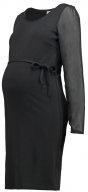 MLWIMA  - Vestito di maglina - black