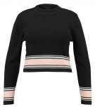 New Look Curves MILANO Maglione black