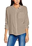 Vero Moda Vmmerves L/S Shirt Dnm Boo, Camicia Donna