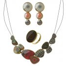 ALABAMA SET - Collana - multi-coloured