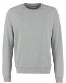 Felpa - mid grey melange