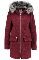 Cappotto classico - garnet red