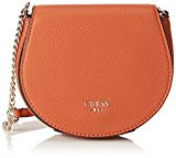 Guess - Cate Petite Saddle Bag, Borsa a tracolla Donna