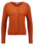 CASSIA - Cardigan - orange