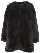 CACHITO - Cappotto corto - black
