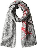 Desigual Foulard_Rectangle Adhara, Scialle Donna