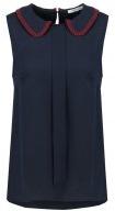 Camicetta - navy blazer